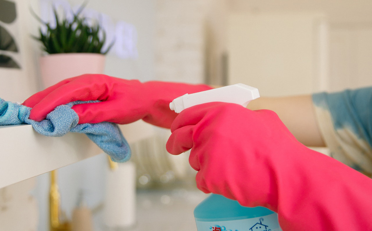 cleaning tips COVID19
